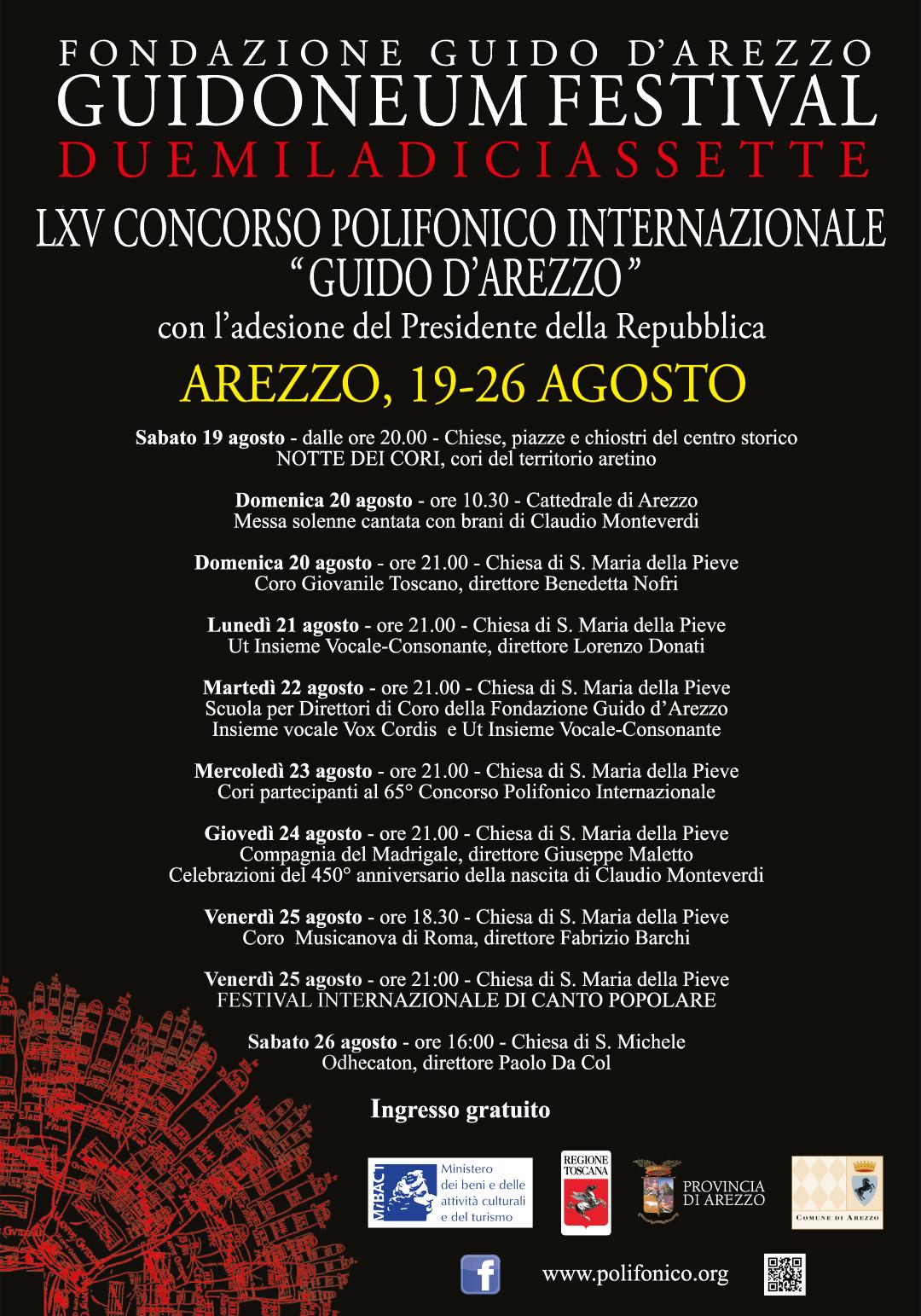 Manifesto Guidoneum Festival